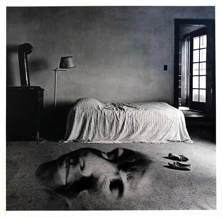 A set of 8 Prints by Jerry Uelsmann Surreal Figurative Photography 1970 Framed For Sale 2