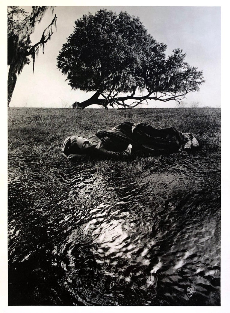 A set of 8 Prints by Jerry Uelsmann Surreal Figurative Photography 1970 Framed For Sale 4