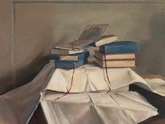 Paris, Oil Painting