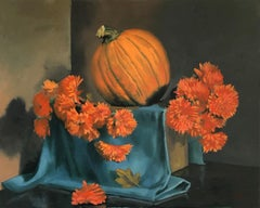 The Great Pumpkin, Oil Painting