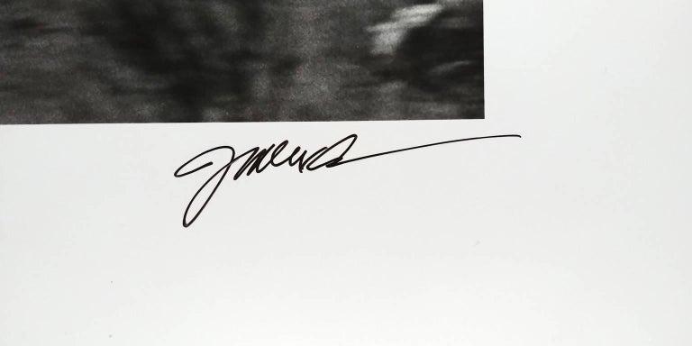 Eugenio Castellotti, Ferrari, 86 Monza, Nurburgring, Germany - Modern Photograph by Jesse Alexander