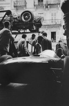 Ferrari Team, Pits, Monaco
