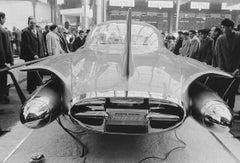"""General Motors styling car or """"dream car"""", Grand Palais in Paris"""