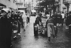 Monaco Pits, Pre-Race