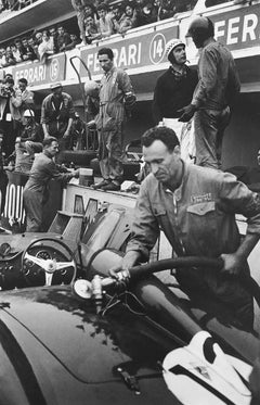 Refueling, Le Mans, 24 Hours