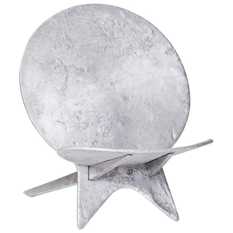 "Jesse Ede, ""Moongazer"", Aluminium Chair For Sale"
