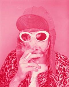 Kurt Cobain, Smoking B-Pink