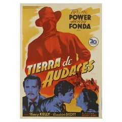 Jesse James / Tierra de Audaces