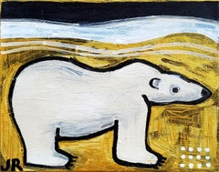 Polar Bear, Original Painting