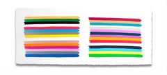 Color stacks plural 4 (Abstract painting)