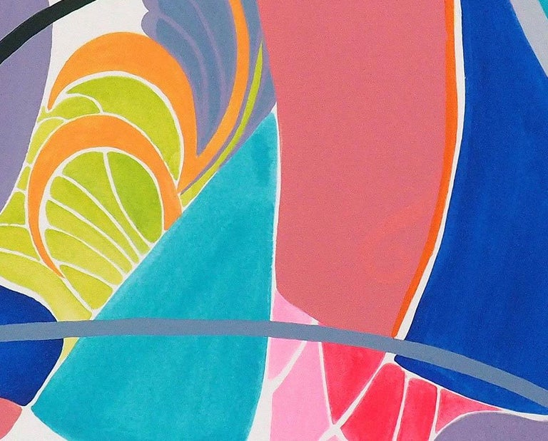 Terra Incognita 7 - Abstract Art by Jessica Snow