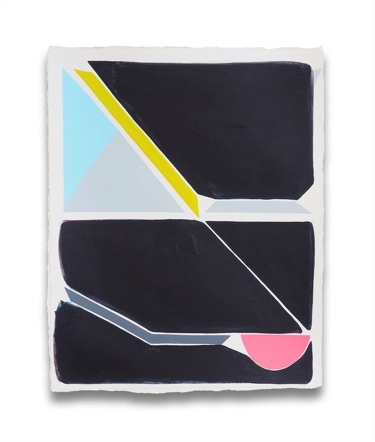 Jessica Snow Abstract Drawing - Vertex