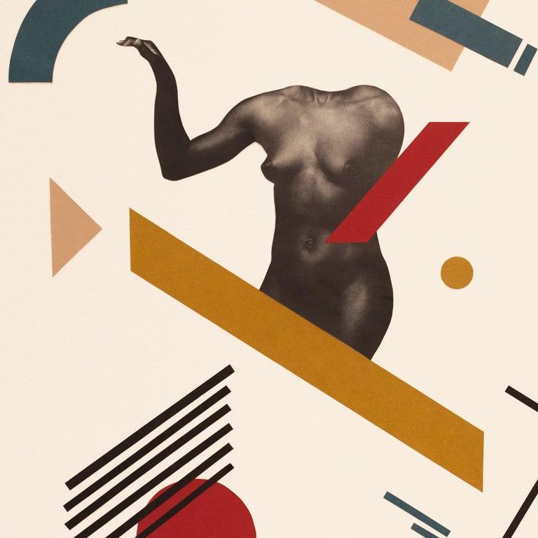Aleksandria - Surrealist Mixed Media Art by Jessie Laura