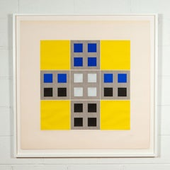 "Composition 1 (aka. ""Yellow Squares"")"