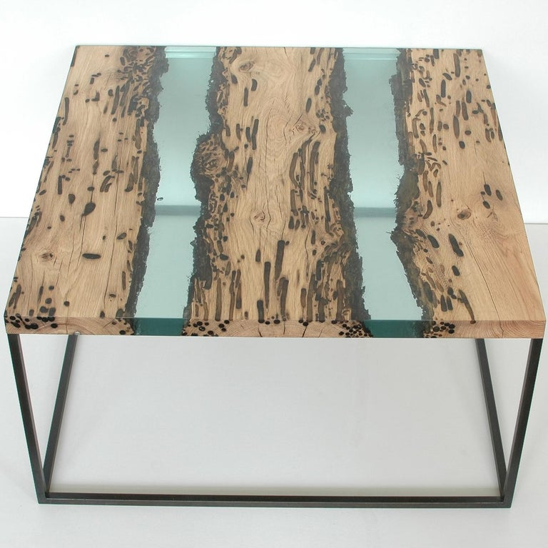 Italian Jetty Coffee Table For Sale