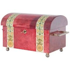 Jewellery Box by Aldo Tura, Italy, 1960s