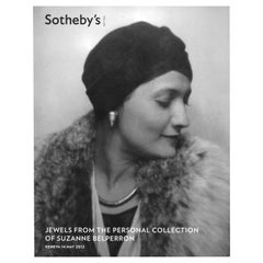 Jewels from the Personal Collection of Suzanne Belperron, Sale Catalogue
