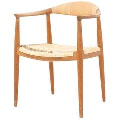"JH 501 ""The Chair"" by Hans J. Wegner"