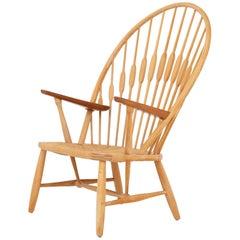 JH 550 Peacock Chair by Hans J. Wegner
