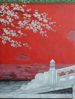 Chinese Contemporary Art by Jia Yuan-Hua - Blossom