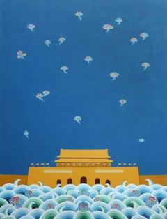 Chinese Contemporary Art by Jia Yuan-Hua - Propitious