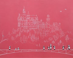 Chinese Contemporary Art by Jia Yuan-Hua - Trip to Germany