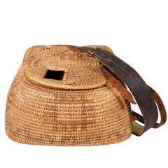 Jicarilla Apache Basketry Creel