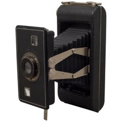 Jiffy Kodak Folding Camera, circa 1950
