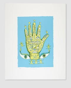 Magic Hand (Yellow)