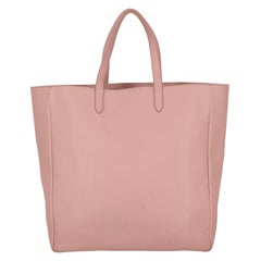Jil Sander Navy Woman Shoulder bag  Pink Leather