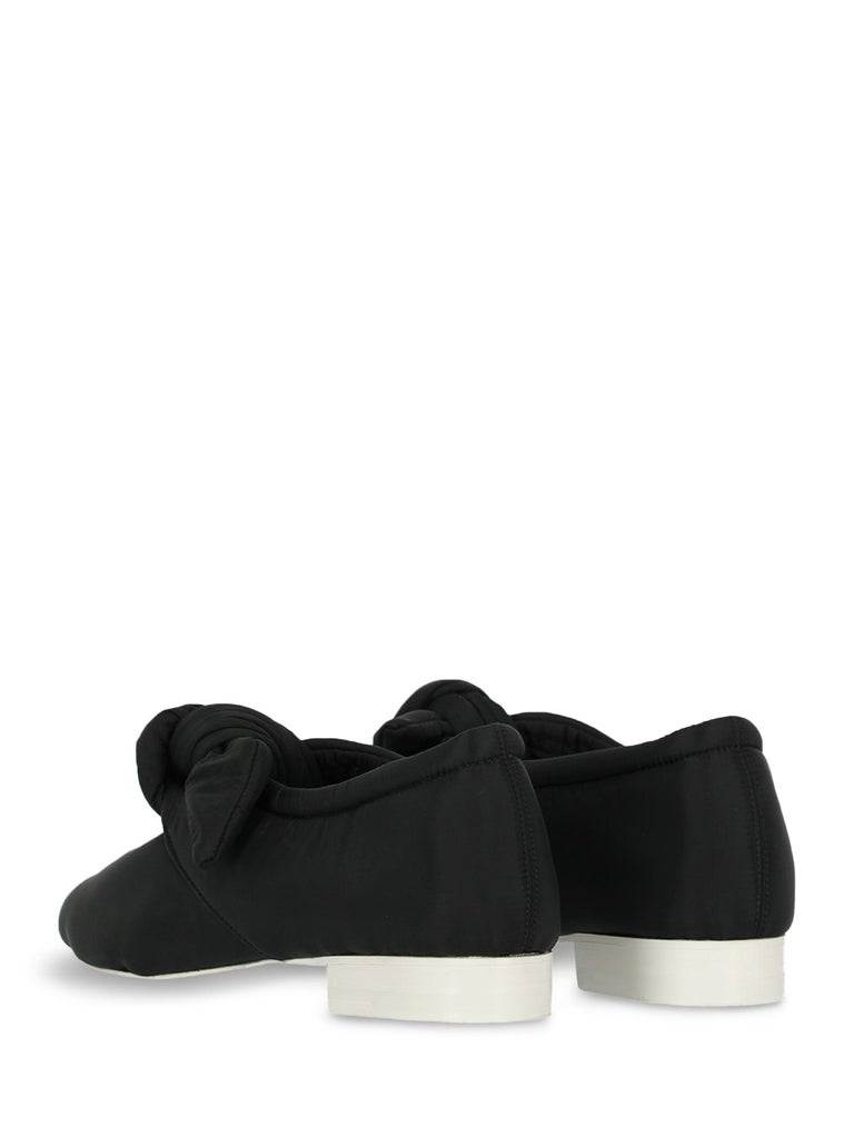 Jil Sander Woman Ballet flats Black EU 35.5 In Excellent Condition For Sale In Milan, IT