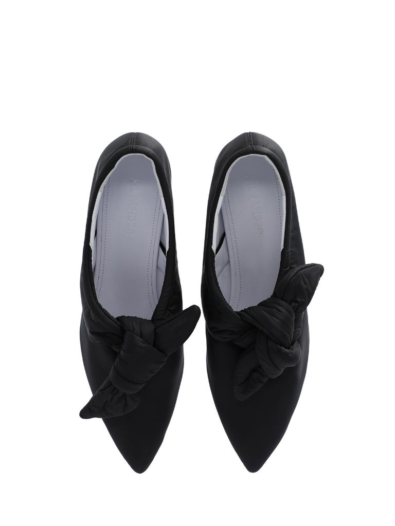 Jil Sander Woman Ballet flats Black EU 35.5 For Sale 1