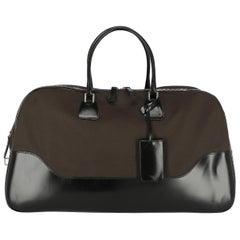 Jil Sander Woman Travel bag Black Fabric