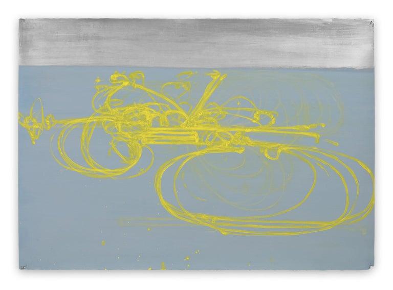 Jill Moser Abstract Painting - 5.10