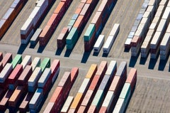 Containers, Medium Archival Pigment Print on Heavyweight Cotton Rag Paper