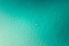 Lone Paddle Boarder, 2015, Large Archival Pigment Print