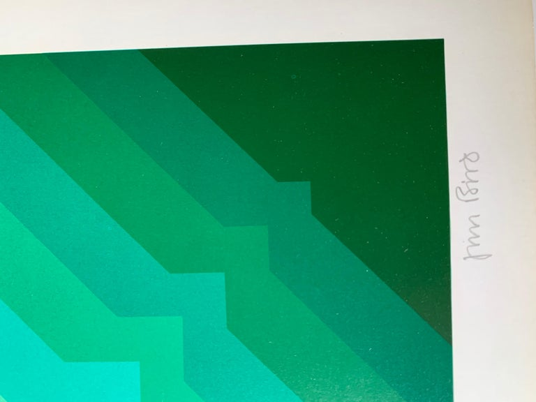 Jim Bird - tribute to Vasarely 1 For Sale 1