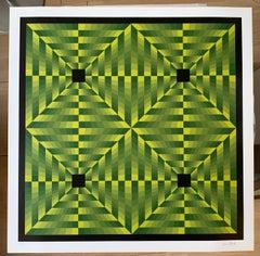 Jim Bird - tribute to Vasarely 16