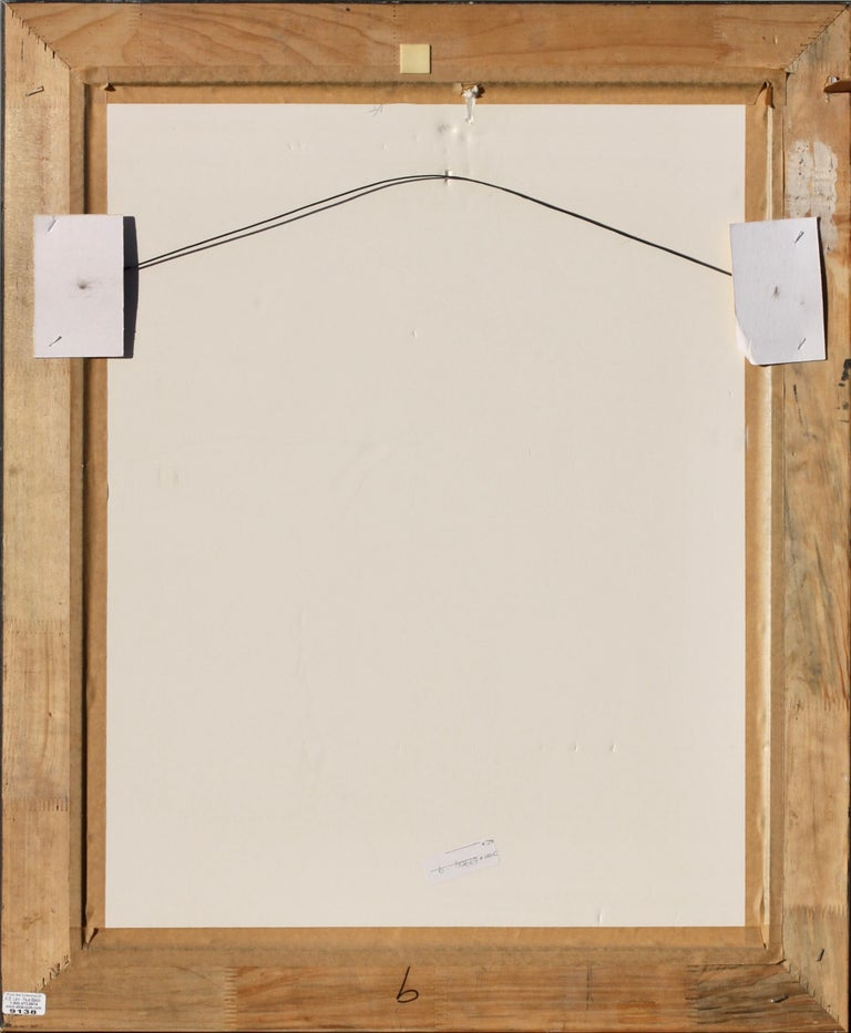 Canvas Jim Dine '1935'