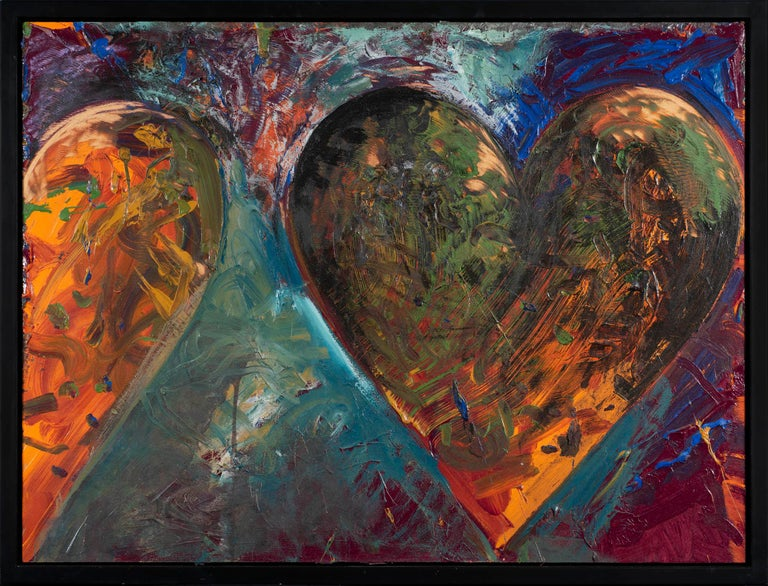 jim dine - a smaller fortress