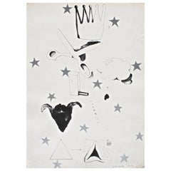 Jim Dine Pop Art Jewish Museum Poster/Print