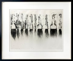 Abstract Expressionist Prints and Multiples