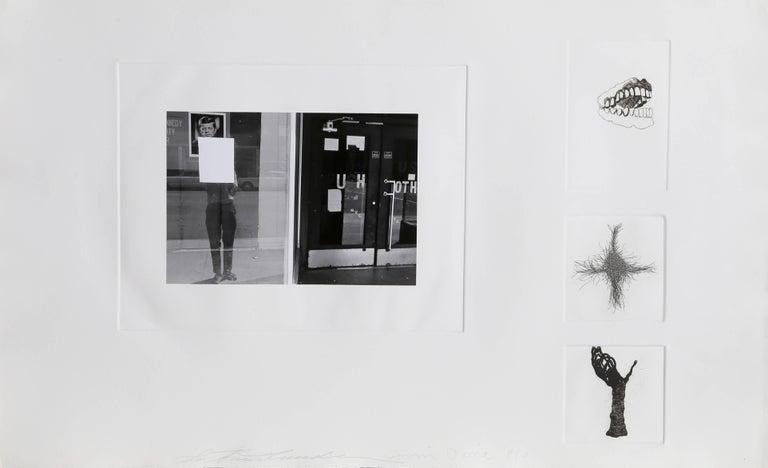 Photographs and Etchings, Jim Dine and Lee Friedlander Portfolio 1969 For Sale 7