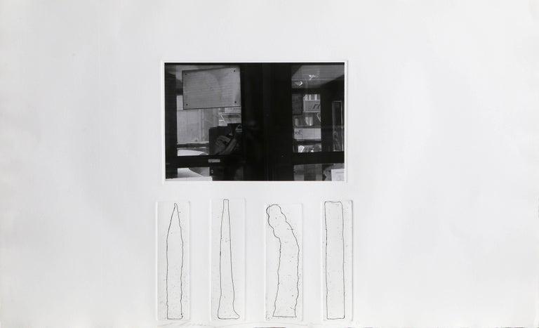 Photographs and Etchings, Jim Dine and Lee Friedlander Portfolio 1969 For Sale 10