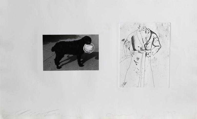 Photographs and Etchings, Jim Dine and Lee Friedlander Portfolio 1969 For Sale 12