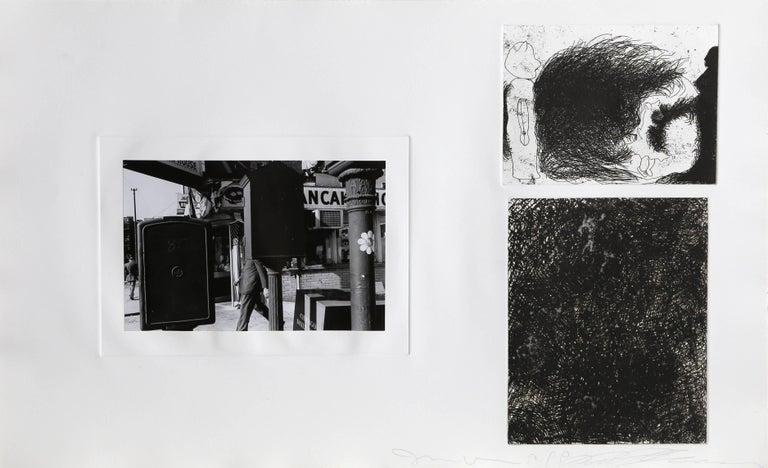 Photographs and Etchings, Jim Dine and Lee Friedlander Portfolio 1969 For Sale 15