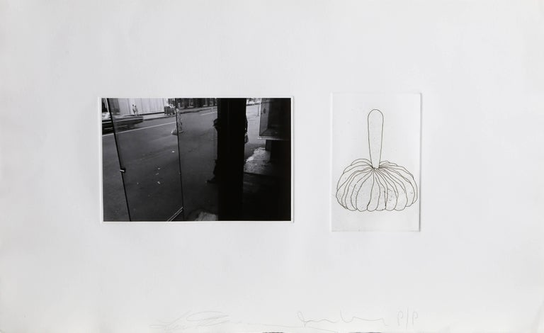 Photographs and Etchings, Jim Dine and Lee Friedlander Portfolio 1969 For Sale 3