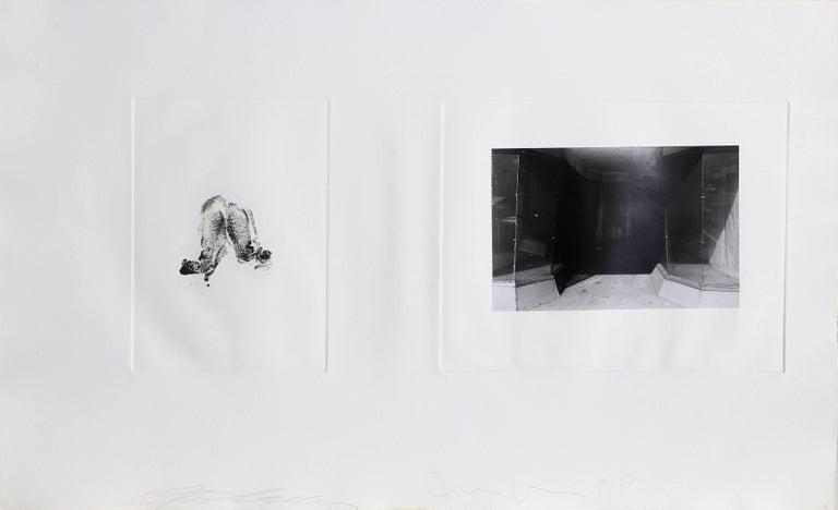 Photographs and Etchings, Jim Dine and Lee Friedlander Portfolio 1969 For Sale 4