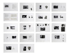 Photographs and Etchings, Jim Dine and Lee Friedlander Portfolio 1969
