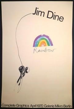 Rainbow - Vintage Poster - 1970